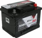 Billigt bilbatteri 12V 60 Ah (E2) Amerikanska - Extreme Excellent DIN: 561400060