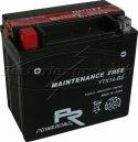 MC-batteri AGM 12 Ah YTX14-BS Poweroad SP6