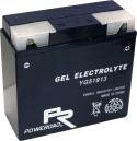 MC-batteri GEL 19 Ah YG51913 Extreme Poweroad SP7