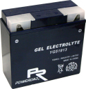 MC-batteri GEL 19 Ah YGZ20HL-BS Extreme Poweroad SP7 Harley Davidsson 65989-90B/65989-97B