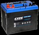 Fritidsbatteri 75Ah AGM Dual Tudor Exide EP650