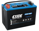 Fritidsbatteri 100Ah AGM Dual Tudor Exide EP900
