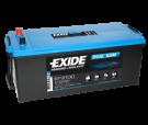 Fritidsbatteri 240Ah AGM Dual Tudor Exide EP2100
