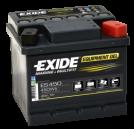Fritidsbatteri 40Ah GEL Tudor Exide GEL ES450