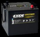 Fritidsbatteri 110Ah GEL Tudor Exide GEL ES1200