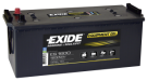 Fritidsbatteri 140Ah GEL Tudor Exide GEL ES1600