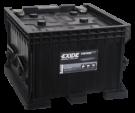Startbatteri 12V 220 ah Tudor Exide Vintage EU220 veteranbilsbatteri