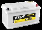Fritidsbatteri 12V 100Ah Tudor Exide ET650