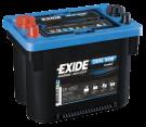 Fritidsbatteri 50Ah AGM Dual Tudor Exide EP450