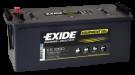 Fritidsbatteri 120Ah GEL Tudor Exide GEL ES1350