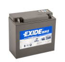 Tudor Exide MC-Batteri 16Ah Gel 80016