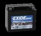 Tudor Exide MC batteri 10Ah AGM 12-10 4916 YB12B-B2 YT10B-4 YTX12-BS