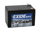 Tudor Exide MC batteri 12Ah AGM 12-12 4924