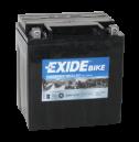 Tudor Exide MC batteri 30Ah AGM 12-31 4990 YB30L-B YIX30L Y60-N24AL-B Y60-NL24L-A Y60-NL30L-A Y60-NL30L-B