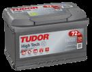 Startbatteri 72Ah Tudor Exide TA722 High Tech