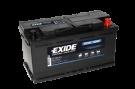 Fritidsbatteri 92Ah AGM Dual Tudor Exide EP800