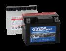 Tudor Exide MC batteri 3Ah AGM YTX4L-BS YB4L-A/B YT4L-BS YTZ5S  4590