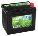Tudor Exide MC Garden Gräsklipparbatteri 24Ah U1R-250 4900