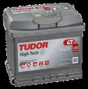 Startbatteri 47Ah Tudor Exide TA472 High Tech