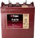 Deep-cycle batteri 8V 170 Ah Trojan T-875