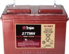 TROJAN 27TMH batteri Deep-cycle 12V 115 Ah