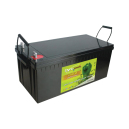 Lithium-Ion batteri(LiFePO4) 12,8V/200Ah med PCM