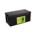 Lithium-Ion batteri(LiFePO4) 12,8V/300Ah med PCM.