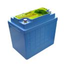 Lithium-Ion batteri(LiFePO4) 25,6V/20Ah med PCM