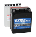 Tudor Exide MC batteri 12Ah AGM YTX14-BS 4995