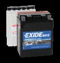 Tudor Exide MC batteri 12Ah AGM YTX14-BS 4995