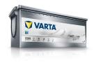 Startbatteri 12V 225Ah Varta E9N Pro Silver EFB225 DIN 725500115. Kampanjpris 15% rabatt