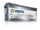 Startbatteri 12V 180Ah Varta E18 EFB180 Pro Silver DIN  680500100 . Kampanjpris 15% rabatt.
