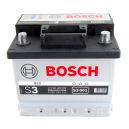 Bilbatteri 12V 41 Ah Bosch S3001 DIN: 545400036