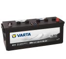 Startbatteri Varta  12V 143Ah PRO Motive Black VP143 K11 643107090