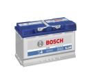 Bilbatteri 12V 80 Ah Bosch S4011 DIN: 580400074
