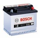 Bilbatteri 12V 45 Ah Bosch S3002 DIN: 545412040