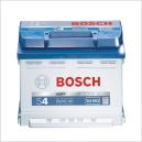 Bilbatteri 12V 44 Ah Bosch S4001 DIN: 544402044