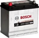 Bilbatteri 12V 45 Ah Ah Bosch S3017 DIN: 545079030