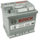 Bilbatteri 12V 54 Ah Bosch S5002 DIN: 554400053