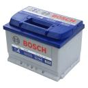 Bilbatteri 12V 60 Ah Bosch S4004 DIN: 560409054