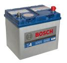 Bilbatteri 12V 60 Ah Bosch S4024 DIN: 560410054
