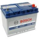 Bilbatteri 12V 70 Ah Bosch S4026 DIN: 570412063
