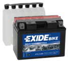Tudor Exide MC batteri 11Ah AGM  4977