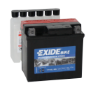 Tudor Exide MC batteri 4Ah AGM YTX5L-BS  4592