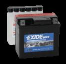 Tudor Exide MC batteri 4Ah AGM YTX5L-BS  4592