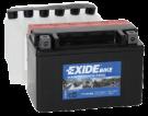 Tudor Exide MC batteri 8Ah AGM YTX9-BS  4595