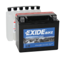 Tudor Exide MC batteri 10Ah AGM YTX12-BS  4596
