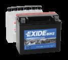 Tudor Exide MC batteri 10Ah AGM YTX12-BS  4596