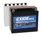 Tudor Exide MC batteri 18Ah AGM YTX20H-BS  4598