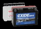Tudor Exide MC batteri 8Ah AGM YT9B-BS  4903